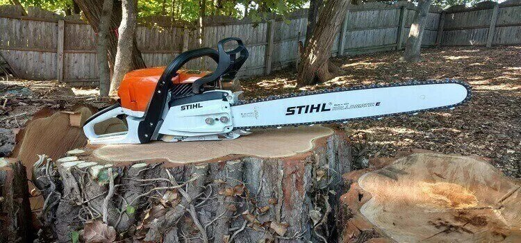 best stihl saw for firewood