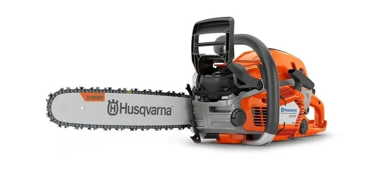 husqvarna chainsaw stalls at idle