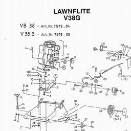 Lawnflite 11 38 Wiring Diagram  Wiring Diagram And Schematics
