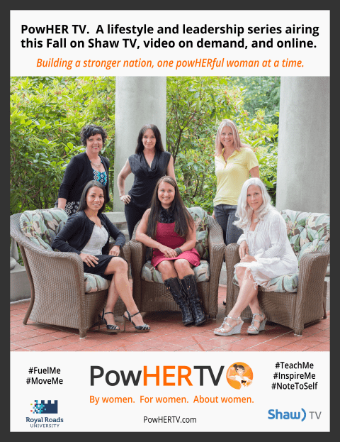 PowHER TV – Lifestyle + Leadership Television For Women Ready to Soar!
