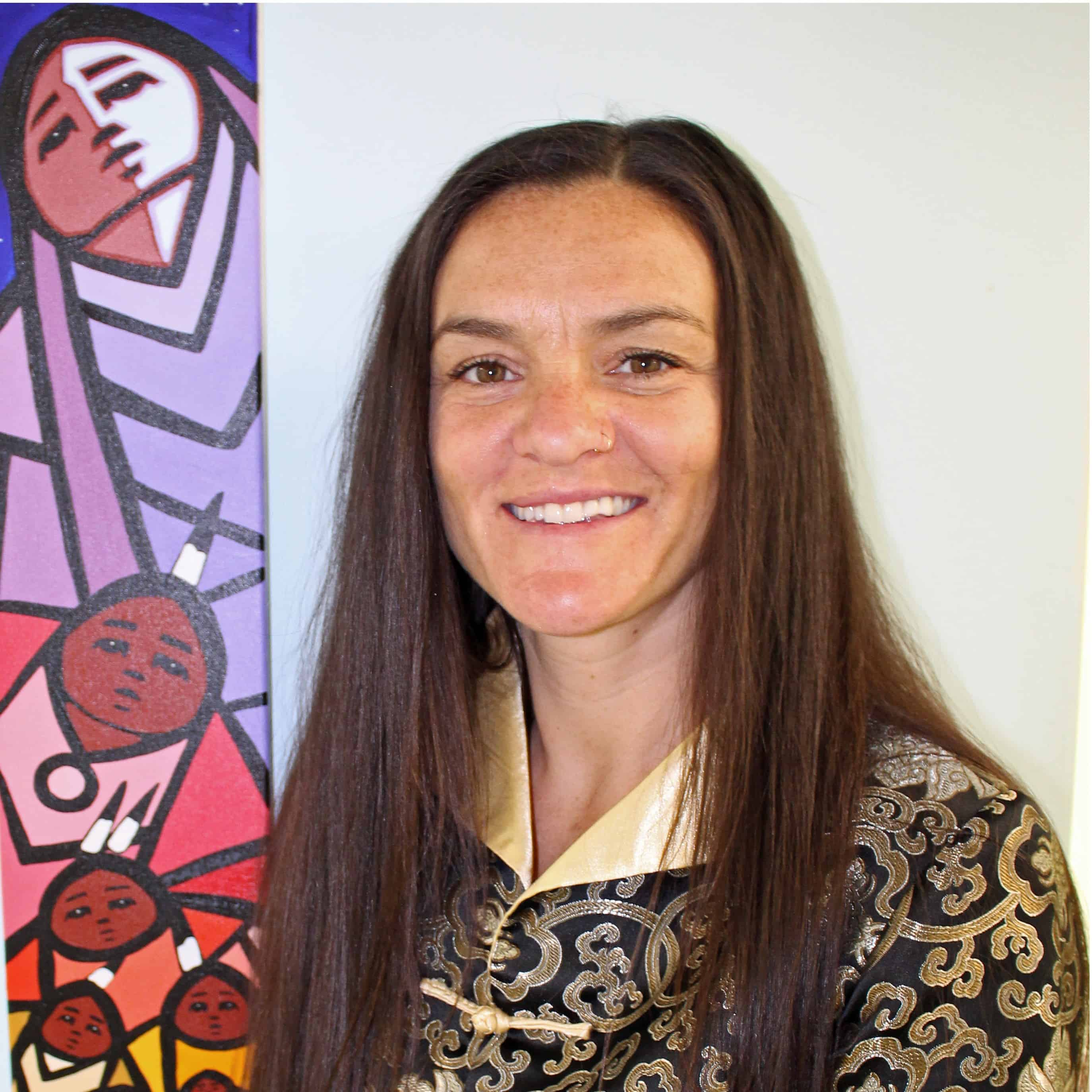 Rachelle Dallaire, Advocate for Indigenous Girls in Care