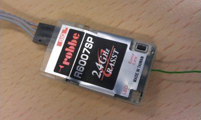 Futaba R6007SP 2G4 Empfänger