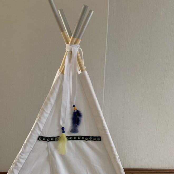 general neutral teepee bedroom ideas