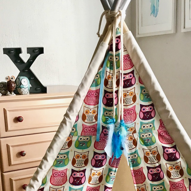 owl teepees and play tents