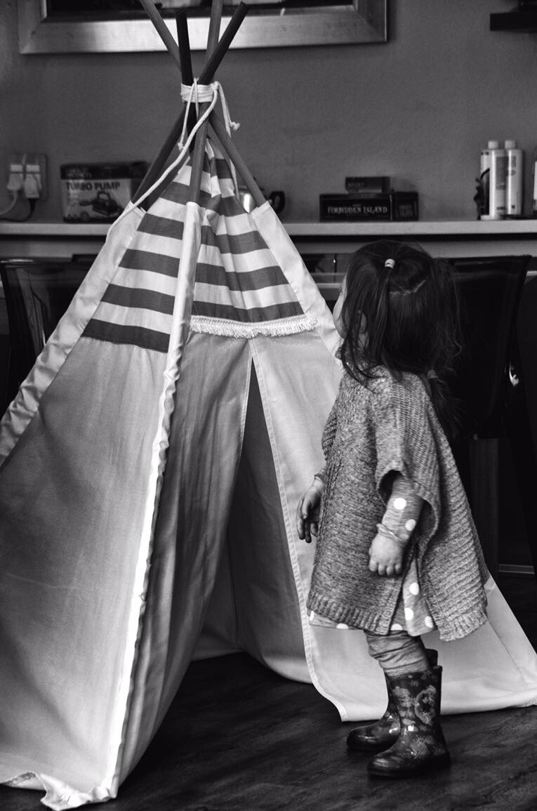 play tents and teepees