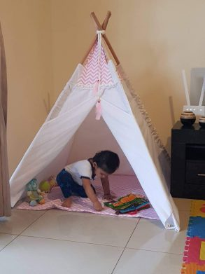 kids teepee activities