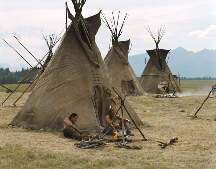 Facts about Teepees