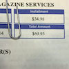 Deception?  Price gouging?  Subscription scam?  Top magazine titles won't say a thing