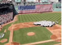 Today in Media History: Reporters covered the first official Boston Red Sox game at Fenway Park