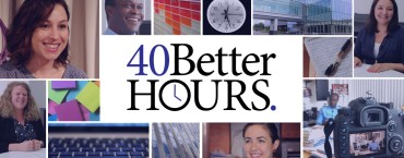 40 Better Hours: Improve your workweek