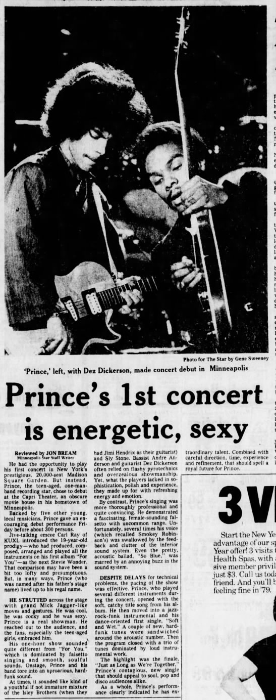 From the Minneapolis Star, Jan. 8, 1979.