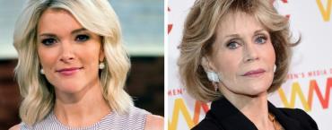 Megyn Kelly vs. Jane Fonda: a ratings winner drenched in irony