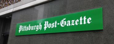 """""""Abomination:"""" Pittsburgh publisher's editorial inflames newsroom, readers"""
