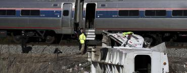 How an Amtrak crash revealed the continuing ills of Facebook's algorithms