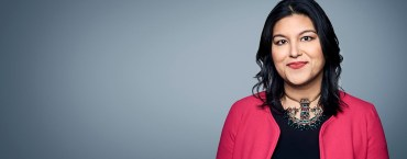 CNN's S. Mitra Kalita: 'I never thought I would work in TV.'