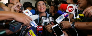 'Safety in numbers': Philippine fact-checkers team up to debunk election misinformation