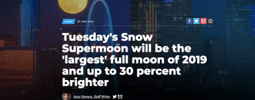 The Dallas Morning News found a loyal audience when it started covering – wait for it – the weather