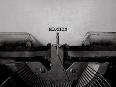 Every media company ought to have a mission statement. (Shutterstock)