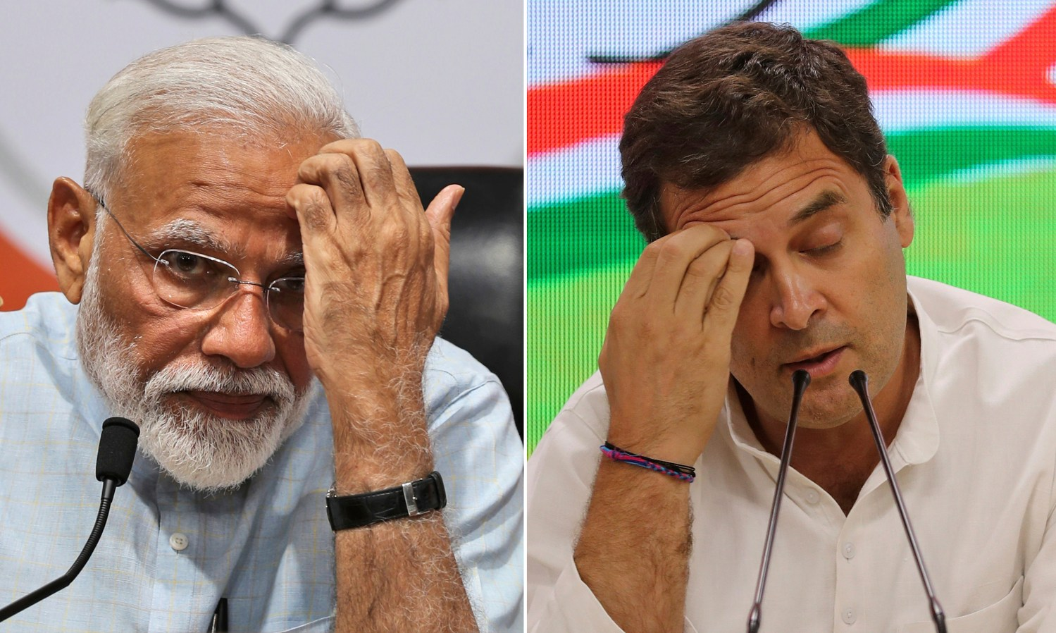 India's election ends this week. And at least one political party is spreading hoaxes about voter fraud.