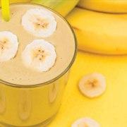 Banana i med : Ukusni napitak