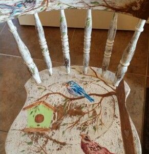 Vesele boje: Stare stolice u novom ruhu