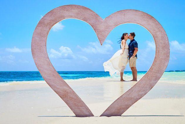 Venčanje na Maldivima