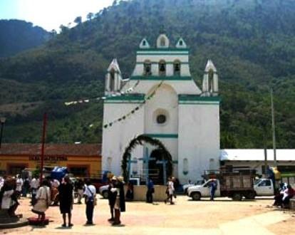 Chiapas: Ante nuevas agreciones desplazados del ejido Puebla exigen a los tres niveles de gobierno el cumplimiento de los acuerdos firmados el pasado 15 de febrero.