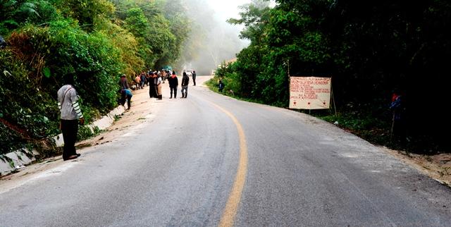 Denuncian la desaparición de 8 indígenas tzeltales, tras operativo policiaco en las Cascadas de Agua azul