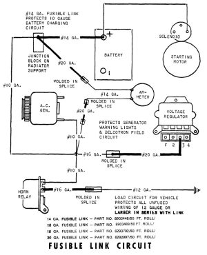 Wire from battery to horn relay  Team Camaro Tech