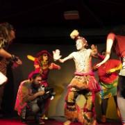 Paris Kinshasa Express, Tournage Clip Pygmée Jam