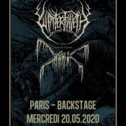 Affiche de Winterfylleth à Paris