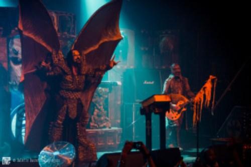 Lordi à la Machine du Moulin Rouge (6)