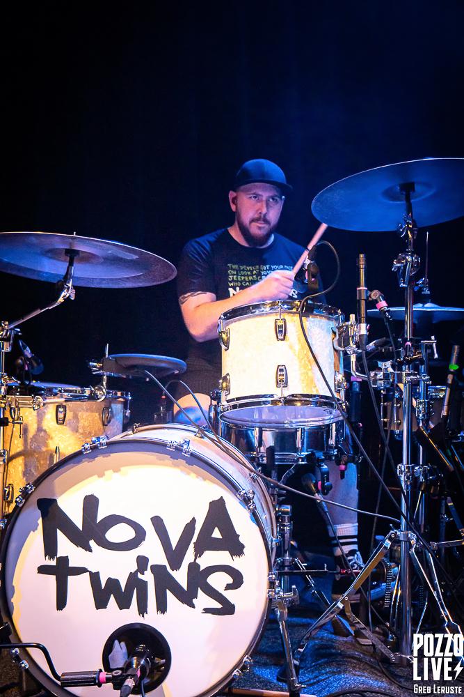 Nova Twins au Connexion Live (5)