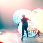 concert dans des bulles