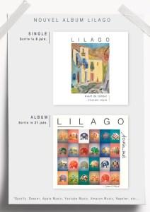 Lilago single et album