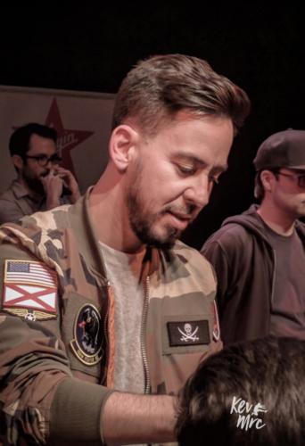 Linkin Park Virgin Radio-11