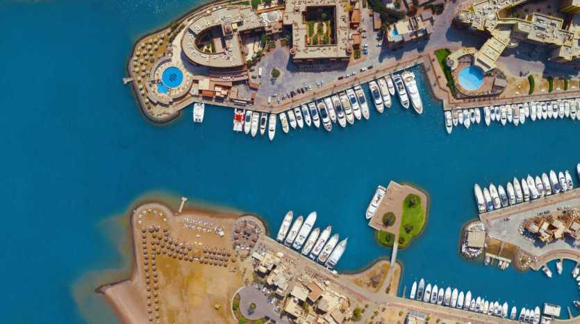El Gouna Hurghada Red Sea Egypt
