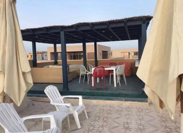 Apartment for Sale in El Gouna with Roof