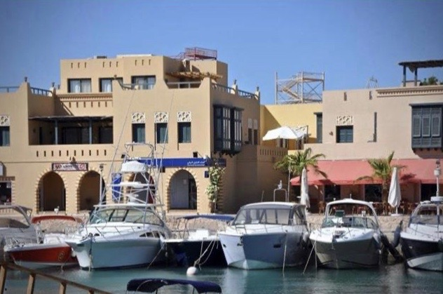 Apartment for Sale in Abu Tig Marina El Gouna Red Sea Egypt