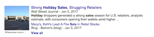 Ecommerce Holiday Sales Struggle