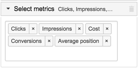 Supermetric Metrics