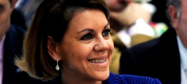 Mª Dolores de Cospedal (Presidenta del PP de CLM)