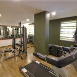 Built in Gym - The Keystone