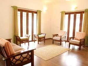 Well Furnished Living Room - Prime Property Developers