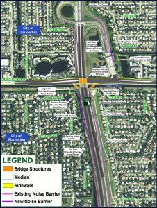 Florida Turnpike & Sunrise Blvd. Interchange Project