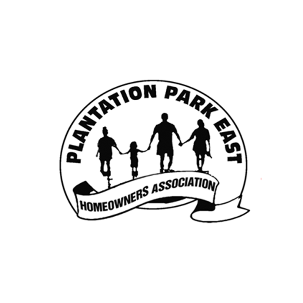 Plantation Park East Homeowners Association Logo