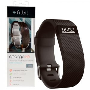 Fitbit Charge HR With Packaging