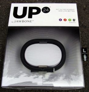 Jawbone Up24 In Packaging