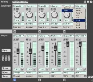 seraph mixer