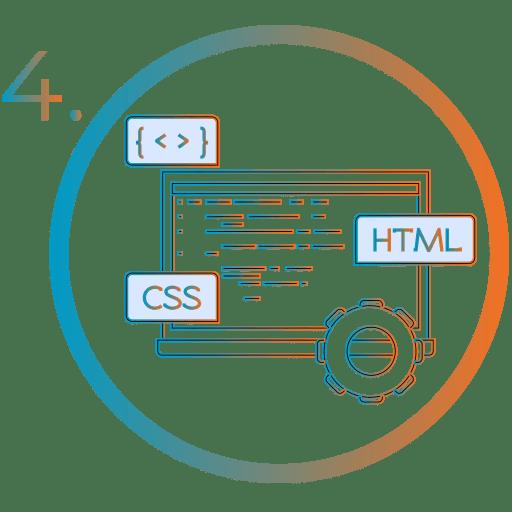 website-design-development-stage